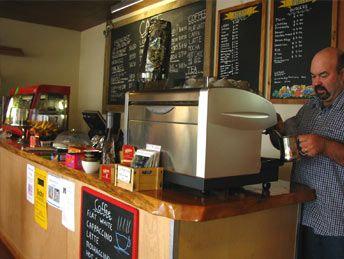 Catlins Cafe - the Catlins, Otago