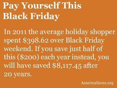 money blog black friday nothing