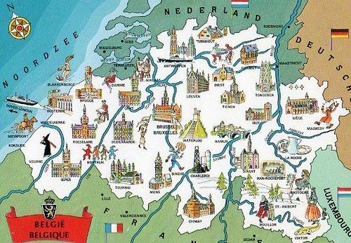 Meer dan 1000 afbeeldingen over België op Pinterest - Belle ...