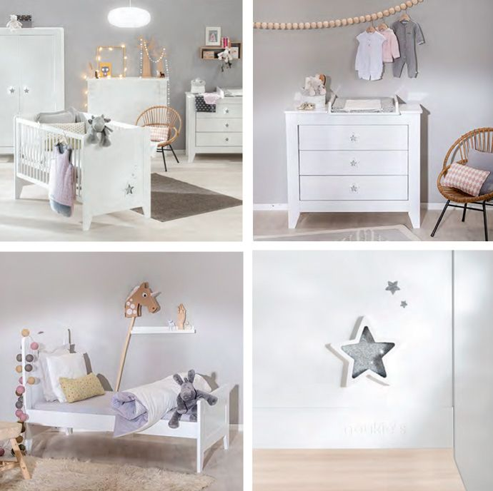 1000 ideas about noukies on pinterest deco bapteme for Chambre bb lola