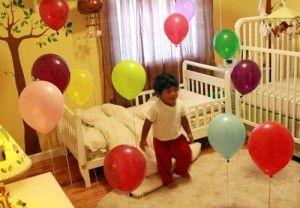 Balloon Bedroom