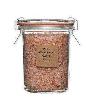 Hostess Gifts: Pink Himalayan Sea Salt from Terrain, $12