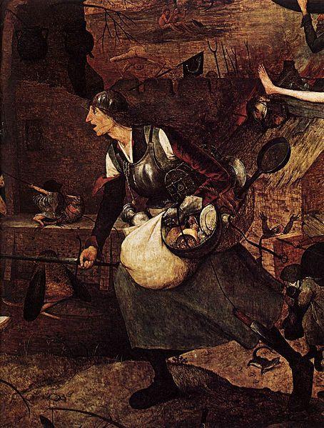 Dulle Griet van Pieter Bruegel de Oude