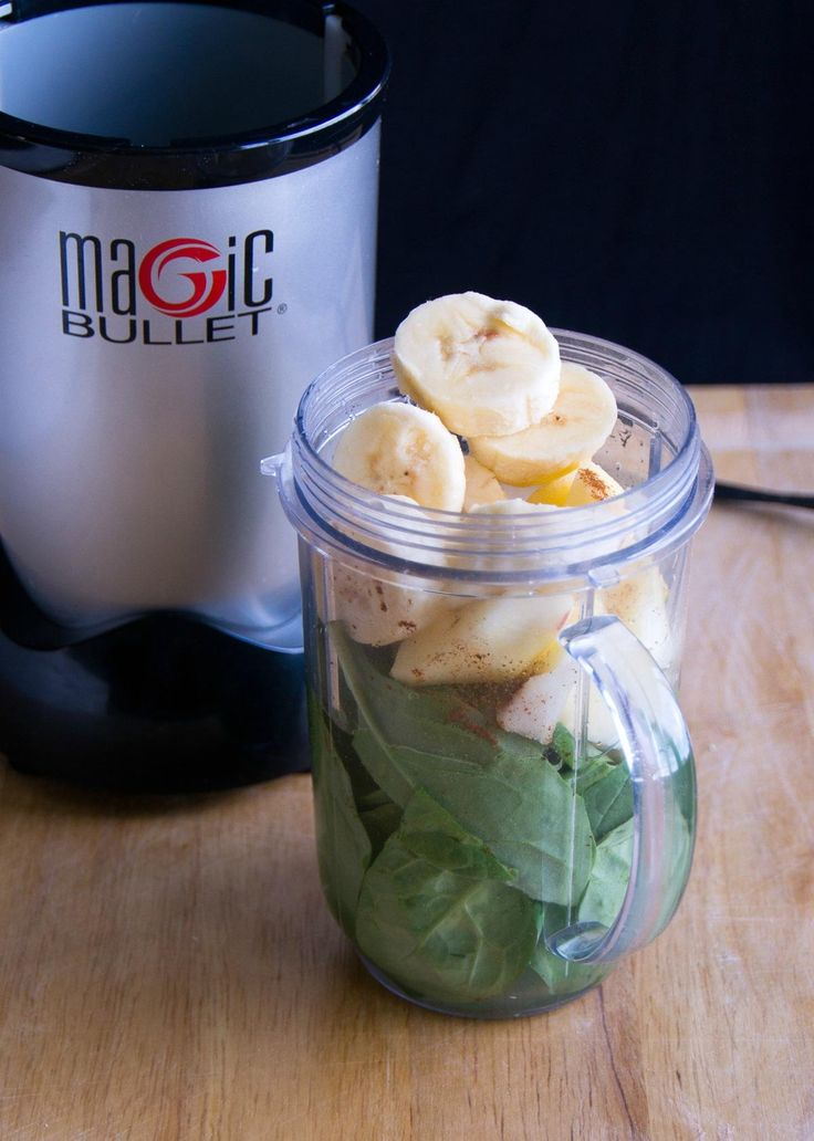 Cinnamon Apple Green Smoothie so good you won't believe how healthy it is!
