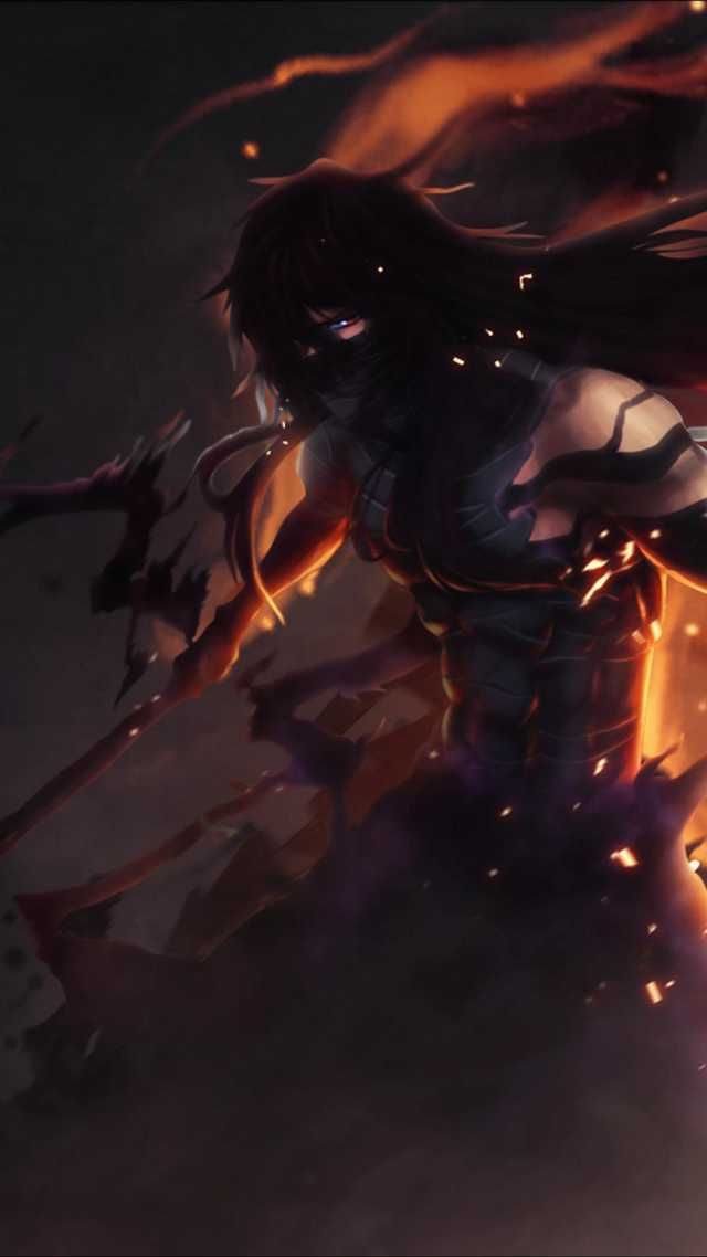 The Final Getsuga Tensou 1080x1920 Phone Wallpaper Com Imagens