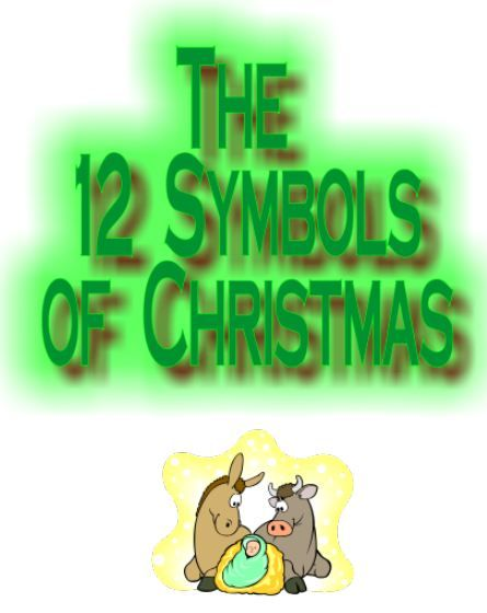 36 Best Christmas Symbols Images On Pinterest Christmas Ideas