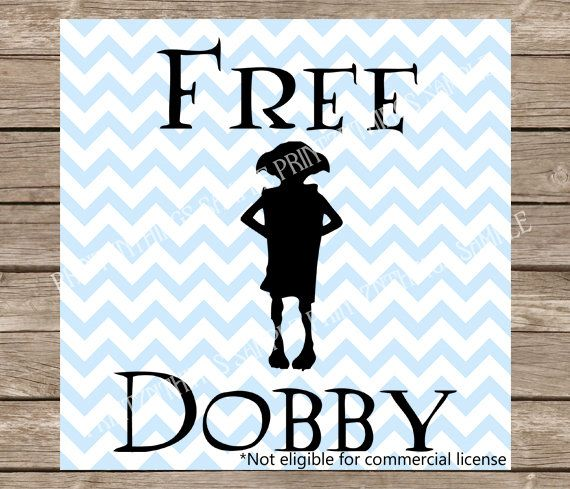 Dobby SVG |Dobby Harry Potter Svg