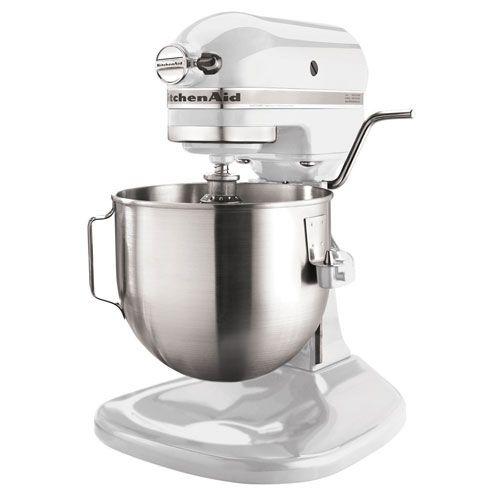 KitchenAid Deluxe Mixer KPM5 White