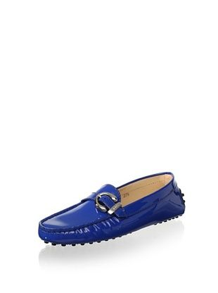Tod's Women's Buckle Loafer