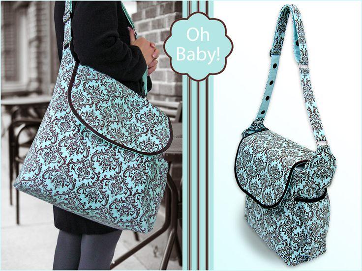 Beautiful Diaper Bag
