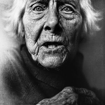 Lee Jeffries has taken some fascinating and evocative portraits of homeless people