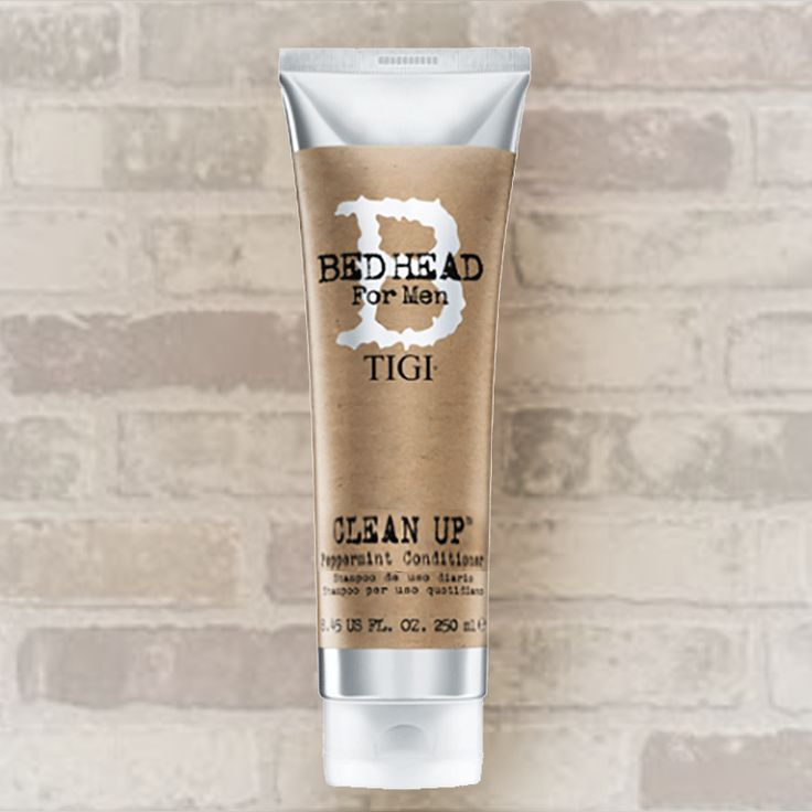 FOR MEN. CONDITIONER ALLA MENTA PIPERITA con estratto di radici di zenzero, proteine e menta naturale, rinfresca la cute e protegge i capelli
