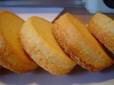 Galletas de mantequilla: Las recetas de Clavo y Canela