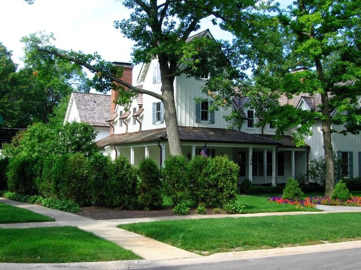 Farmhouse Exterior By Edward Deegan Architects So Your Style Is American Gothic Houzz