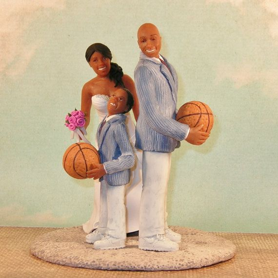 basketball couple wedding cake topper 58 best wedding cake toppers images on wedding 11101