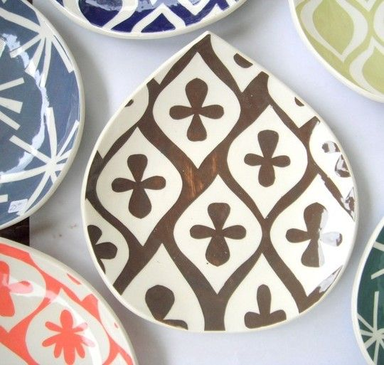 The handmade pottery of Texas-based artist Susan Rodriguez is well made, functional and, to put it plainly, really fun.