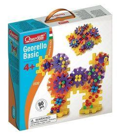 Quercetti, zestaw kreatywny Georello Basic-Quercetti