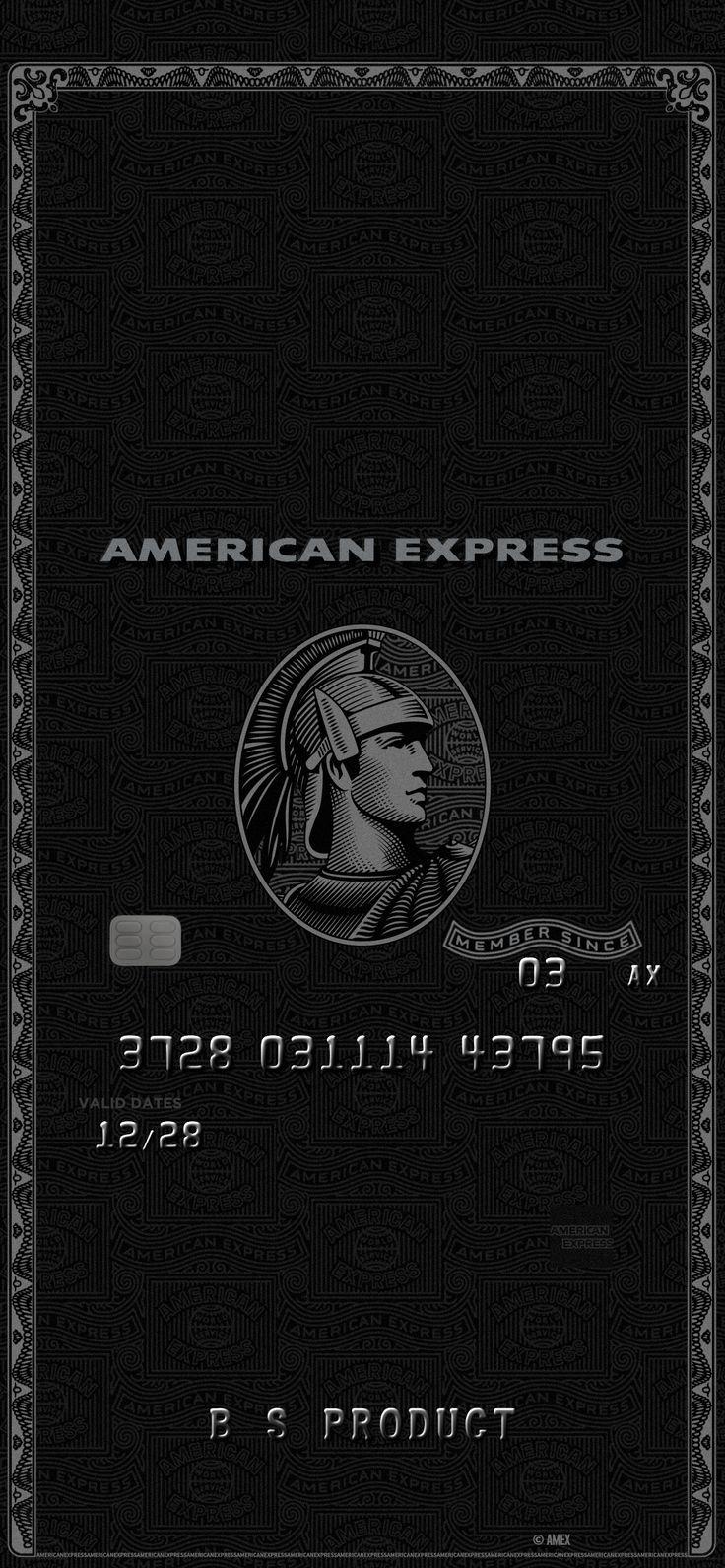 American_express_centurion_card wallpaper 2020 배경화면