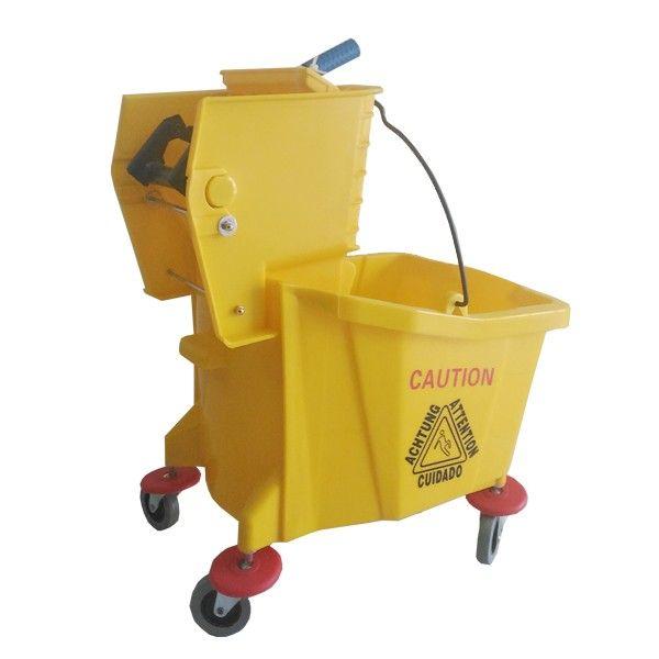 Single Bucket Standart - Yellow (B).  - Type:302KL-32STBKN - Capasitas :32 L, 36L - Wringer:Side Press - Color:Yellow - product size :50X39X65CM - Harga per Unit.  http://alatcleaning123.com/ember/1684-single-bucket-standart-yellow-b.html  #ember #bucket #alatcleaning