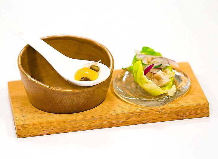 Plato Hiru Basque Culinary Center. By Pedro Galdon