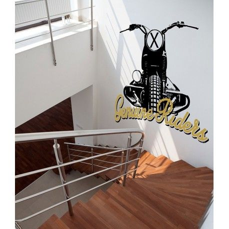 Vinyl Wall Stickers that will transform your walls into something unique! http://ferro29.com