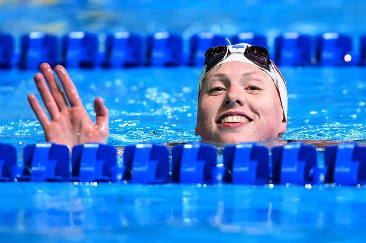 King's competitiveness is driving her Olympic dreams