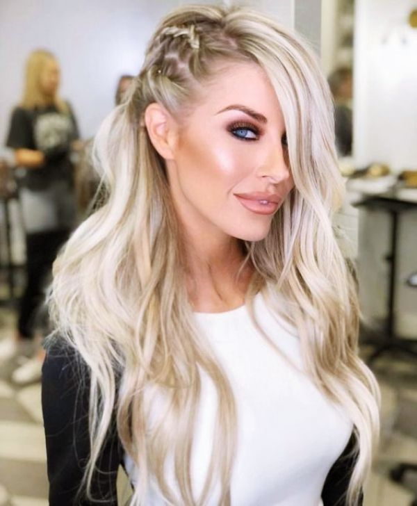 45 Best Hairstyles for Long Faces to Try #sidebraidhairstyles 45 Best Hairstyles for Long Faces to Try - Fashiondioxide