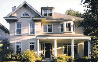 Kanadisches Haus 5127.4 - kanadische Häuser: das BEAVER® Holzhaus