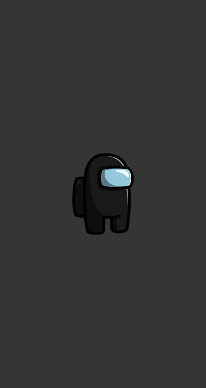 Black Crewmate Among Us Wallpaper Cool Backgrounds Wallpapers Wallpaper Iphone Cute Pretty Wallpapers