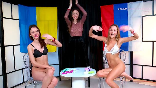 Russia vs ukraine katya clover vs ariel lilit a - 1 part 1