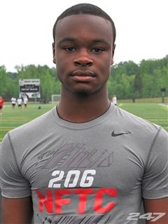 Class of 2014 receiver Trevion Thompson (Durham, N.C./Hillside) continues to say that Clemson, Ohio State and Florida all stand out. Thompson is the nation's No. 2 prospect at receiver in his class.