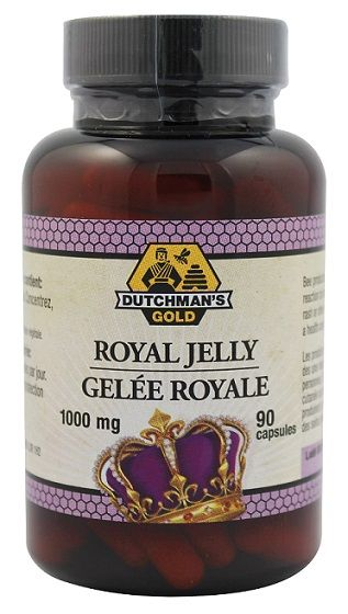 View our selection of Royal Jelly capsules in the Bee Pollen Buzz Shop