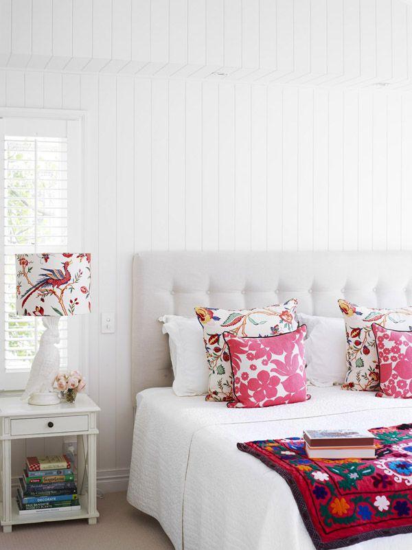 Colorful Bedroom Good Feng Shui