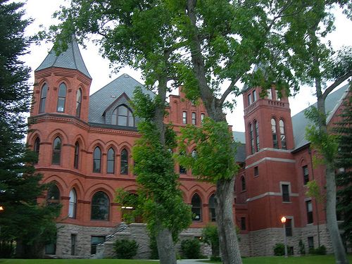 The University of Montana: Western in Dillon