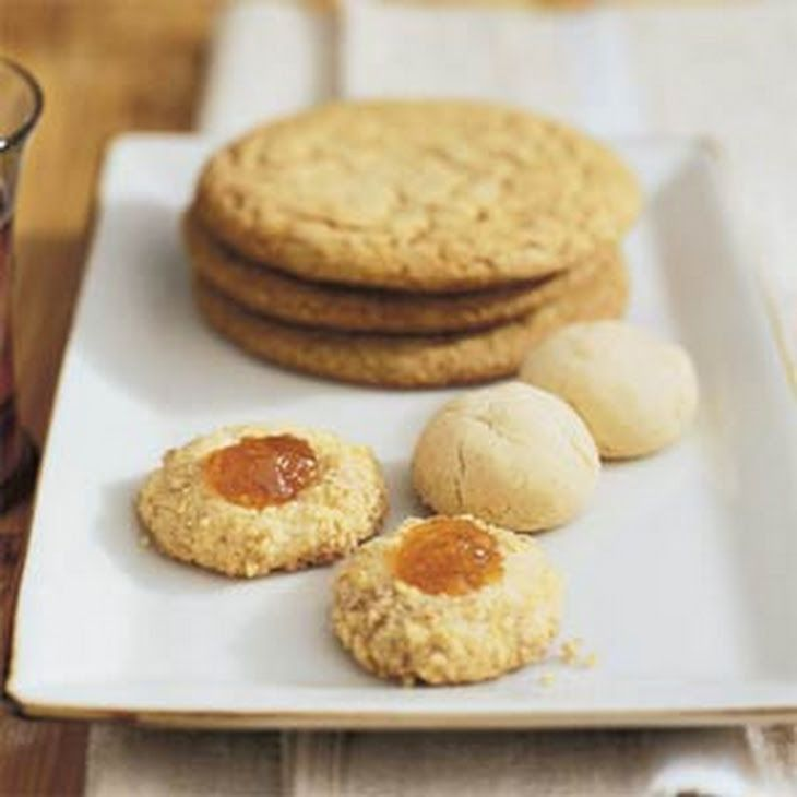 Apricot Buttons Recipe Desserts, Afternoon Tea with butter, sugar ...