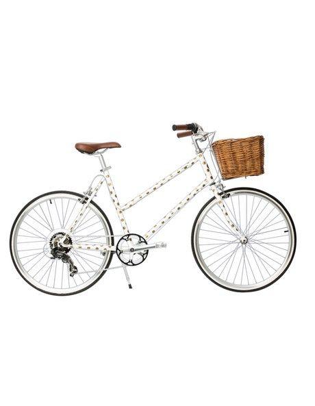 Karen Walker Tokyo Bicycle with Gold Polka Dots