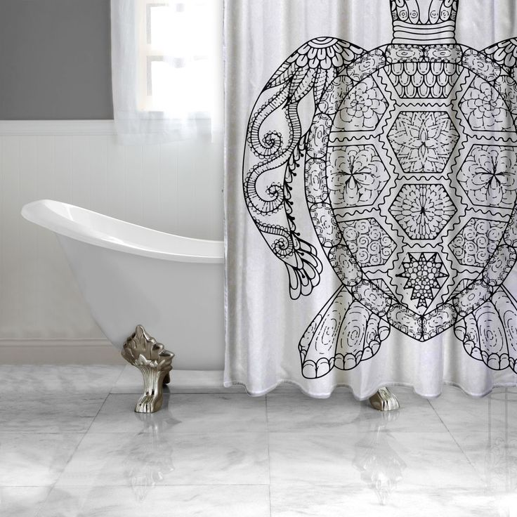 25 Best Ideas About Extra Long Shower Curtain On Pinterest Long Shower Curtains Shower Rod