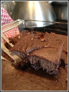 Brownie Protein Bars (My kids beg me to make more of these easy, whole-food, no sugar added brownie bars!)