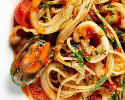 Zuppa di Pesce my fav dish!