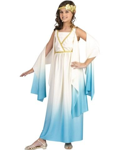 Greek Goddess Child Costume | KIDS  sc 1 st  Pinterest & 20 best Costumes images on Pinterest | Halloween ideas Halloween ...