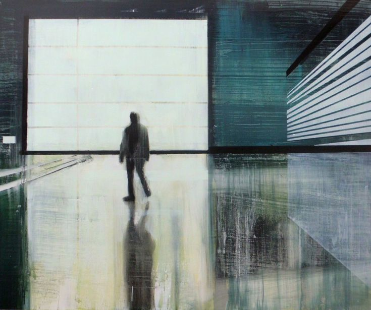 One of my favourite Norwegian artists/painters:    Kenneth Blom, Studio Hugo Opdal/Moods of Norway  Flø, 2012