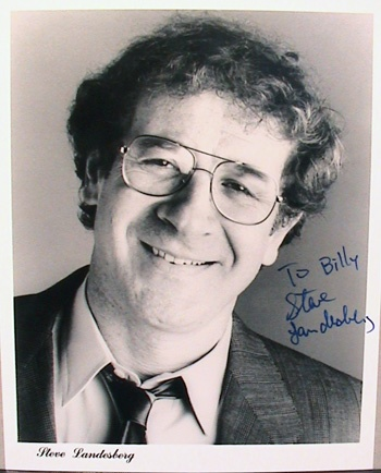 Steve Landesberg - Dietrich on Barney Miller. One of the first tv characters that I geeked out for (after Snuffy and Grover on Sesame St.) ;)