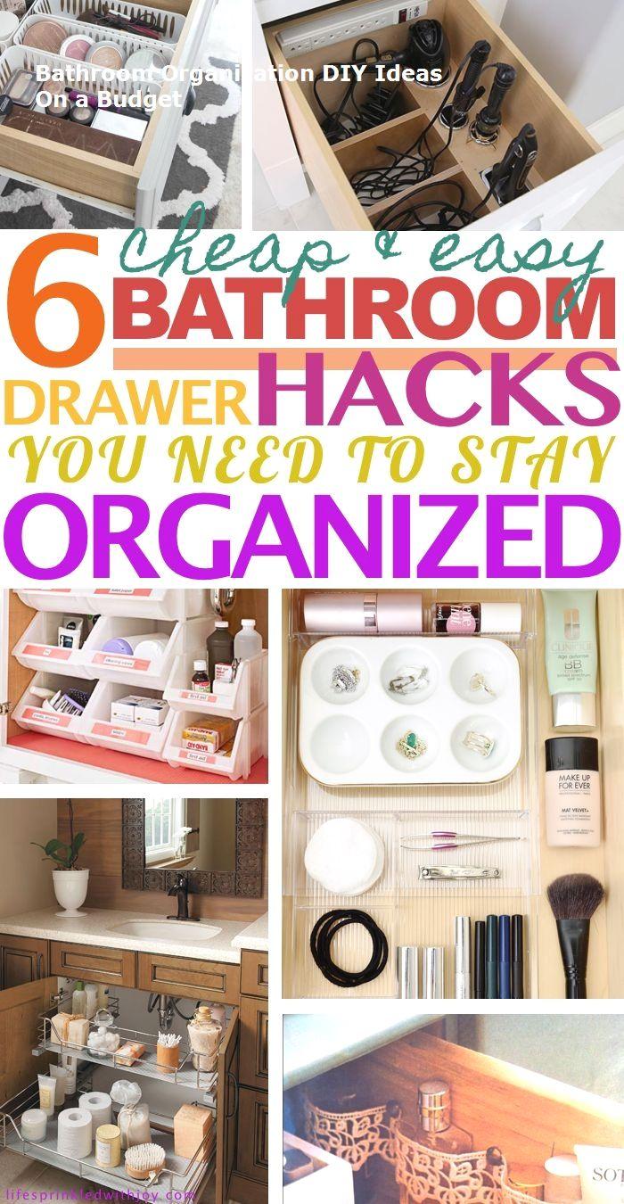 Great Bathroom Storage Solutions And Organization Ideas Diy Sept