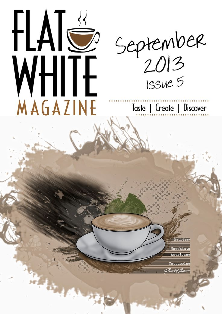 Flat White Magazine Issue 5