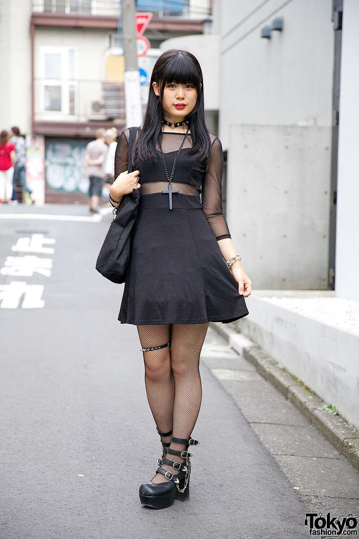 Yuka, 18 years old, student | 18 August 2014 | #Fashion #Harajuku (原宿) #Shibuya (渋谷) #Tokyo (東京) #Japan (日本)