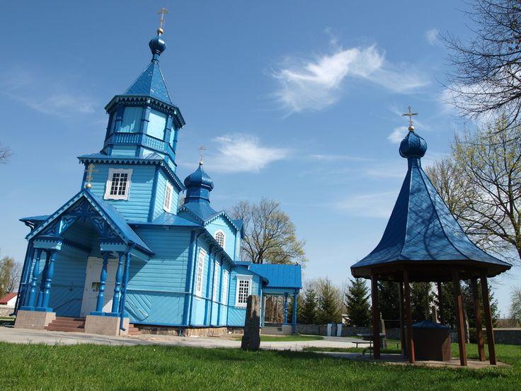 Orthodox church in Narew 2