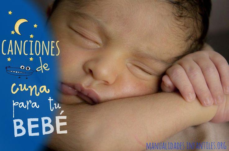 Horas de #Cancionesdecuna para dormir a tu bebé