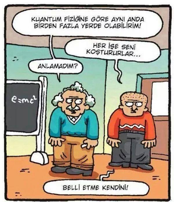 Türkiye'de Kuantum Fiziği
