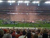 Arizona Cardinals (Formerly Chicago Cardinals & St Louis Cardinals) - University of Phoenix Stadium - Capacity: 78,600 - 2006 to Present - (Stadium Formerly Named Cardinals Stadium 2006 & University of Phoenix Stadium 2006 to Present)