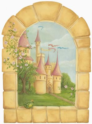 best 25+ castle mural ideas on pinterest | princess mural